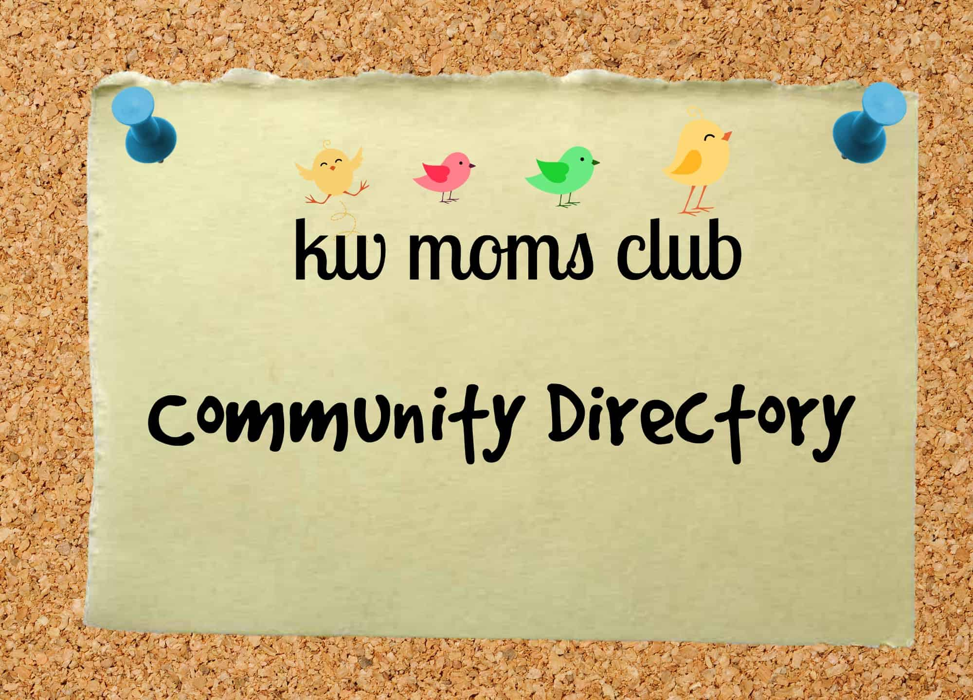 Our Community Directory
