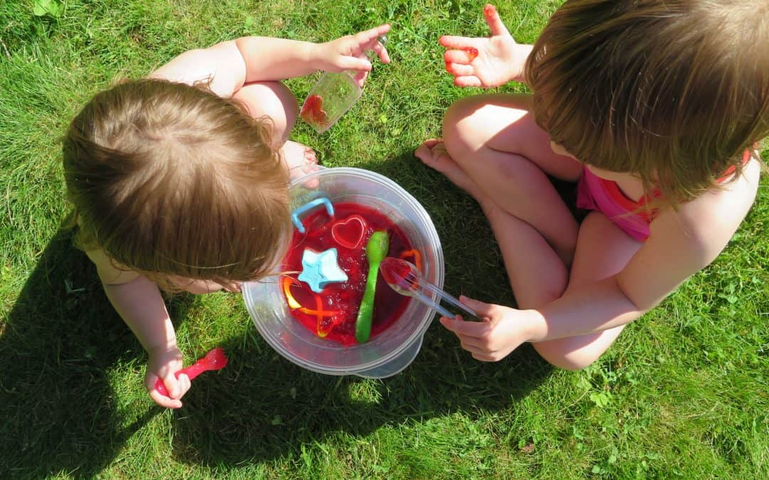 Sensory Play: Fun & Easy Ways to Invoke a Child's Senses
